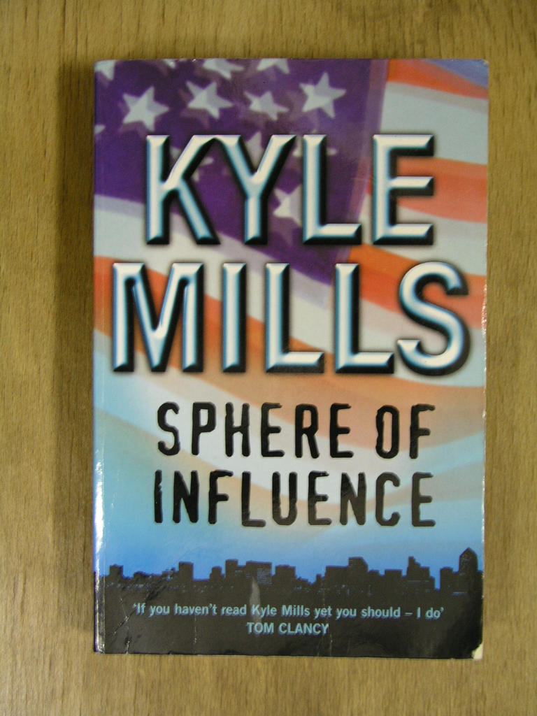 Kyle Mills - Sphere of Influence