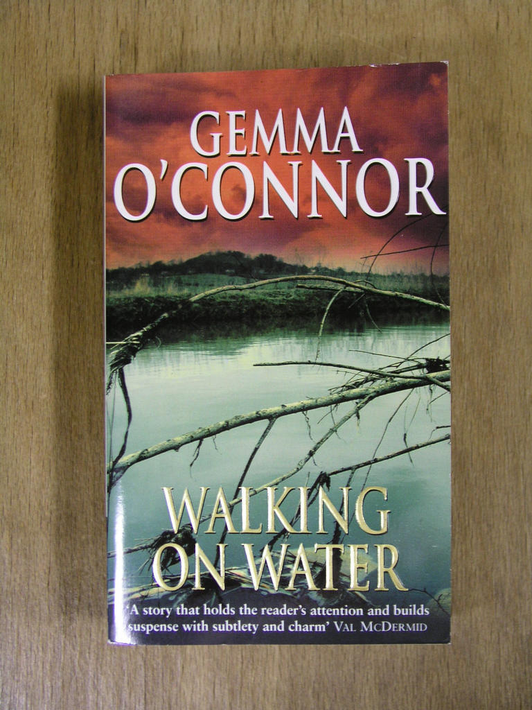 Gemma O´Connor - Walking on Water