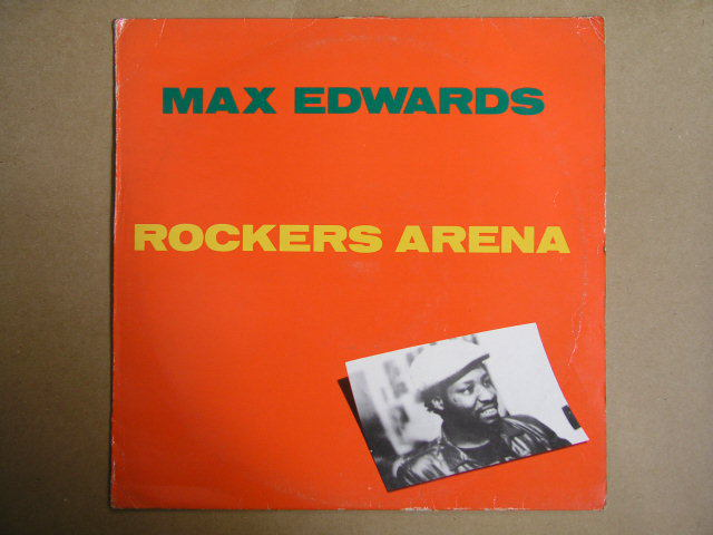 Max Edwards - Rockers Arena