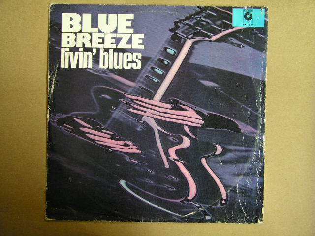 Blue Breeze - Livin´ blues