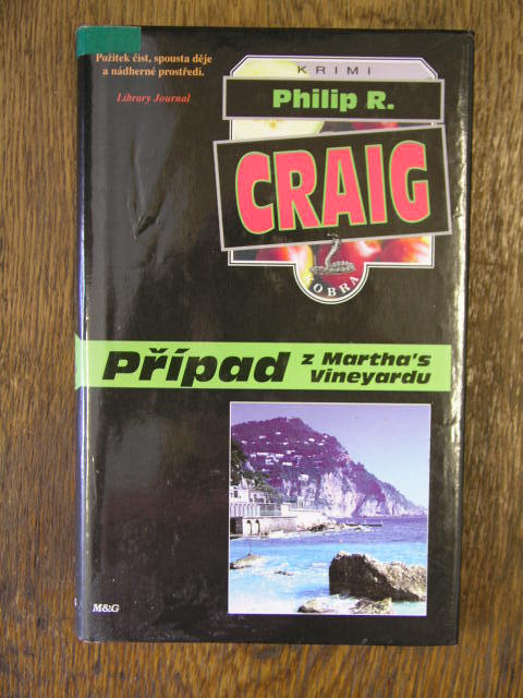 Philip R. Craig - Případ z Martha´s Vineyardu