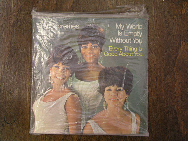 The Supremes - My World Is Empty Without You. Every Thing Is Good About You.