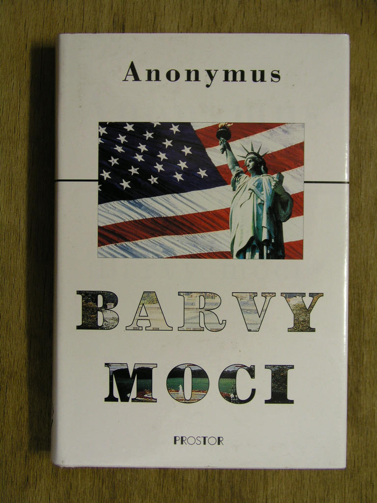 Anonymus - Barvy moci