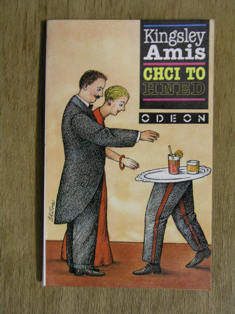 Kingsley Amis - Chci to hned